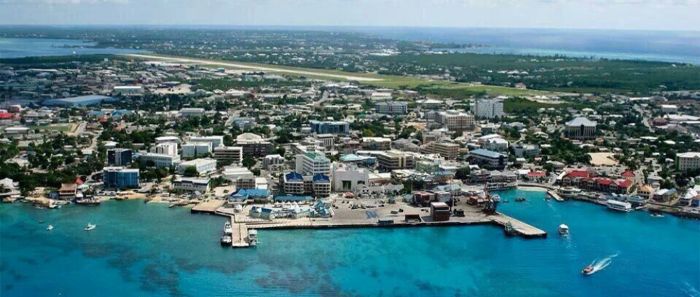 Bank in the Cayman Islands
