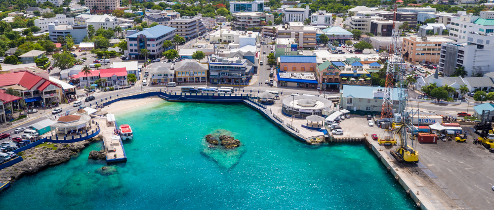 Why Innovate from the Cayman Islands