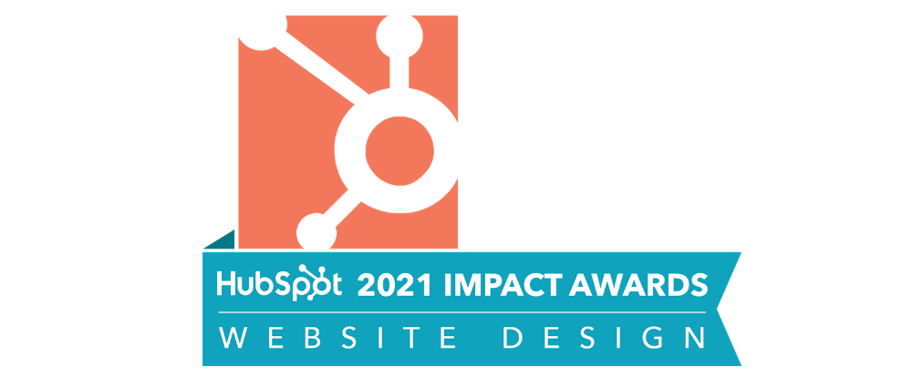 HubSpot Winner Website Design 2021