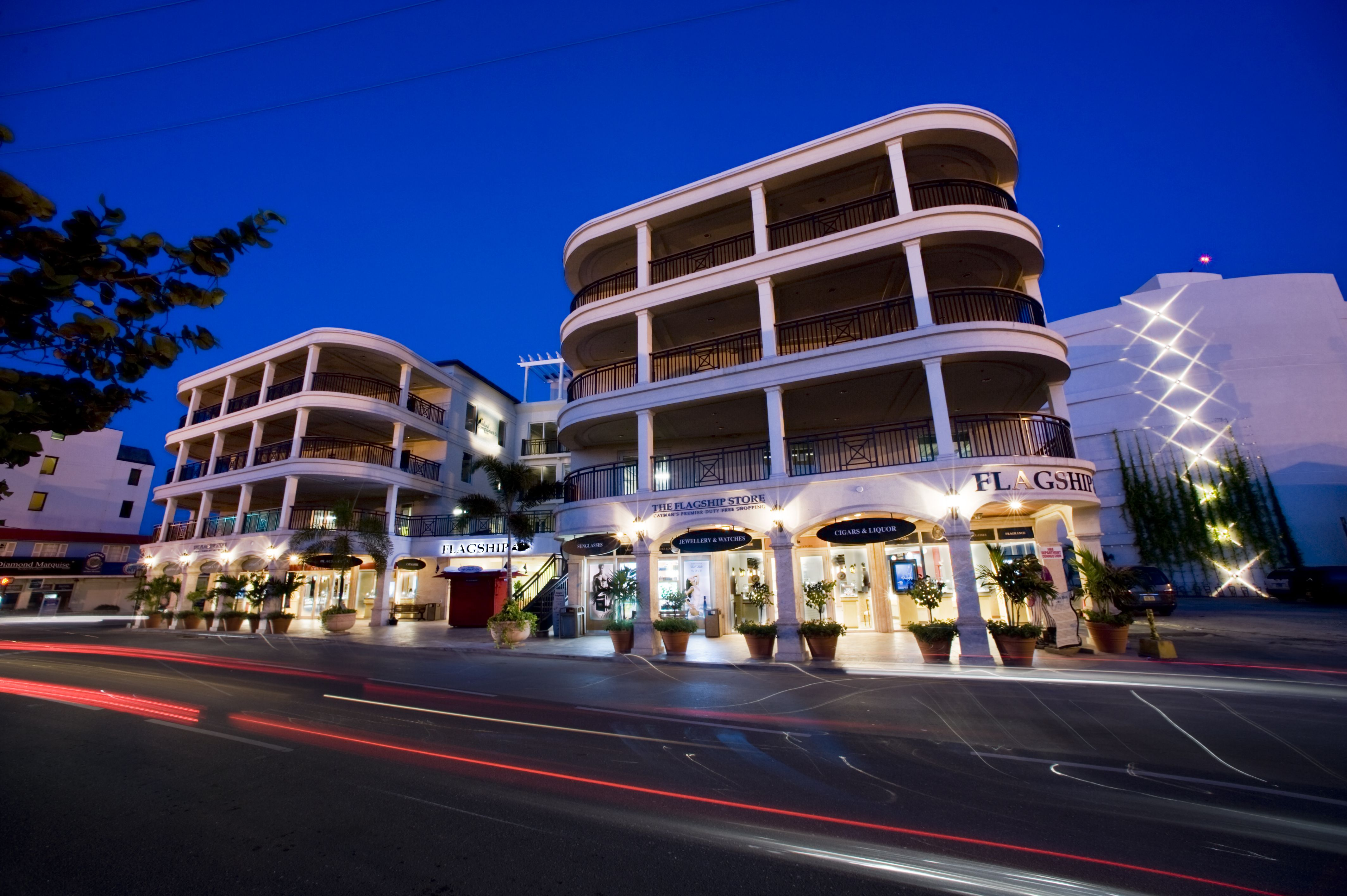 Cayman Enterprise City Flagship Building