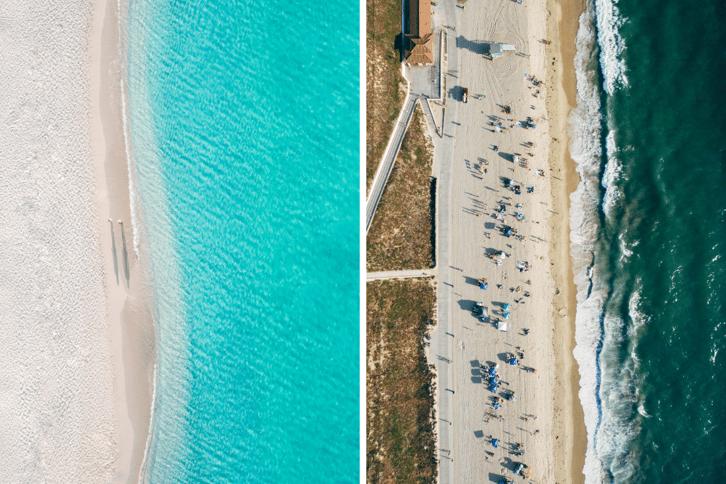 Seven Mile Beach vs. Santa Monica Beach