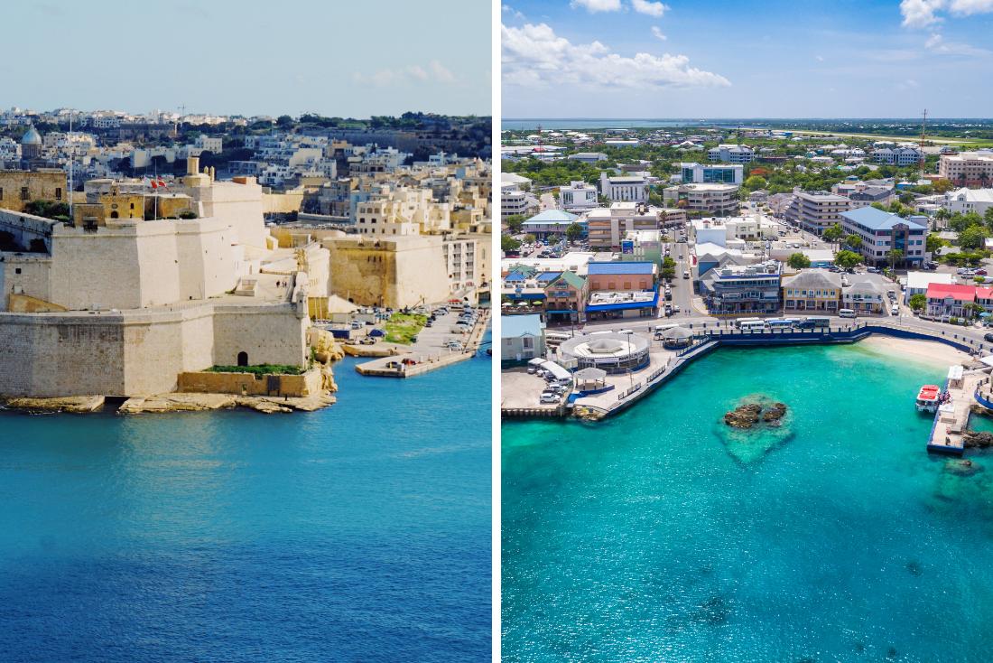 Malta City Vs. Cayman Islands Capital