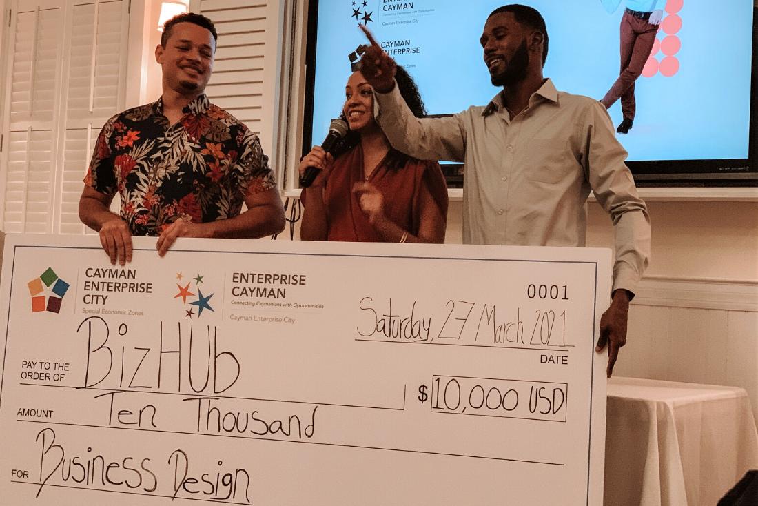 BizHub Business Design Competition Winners