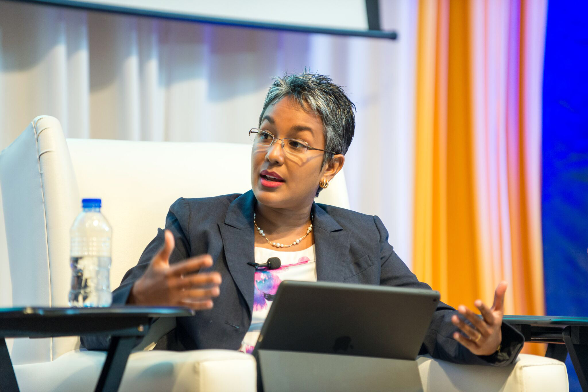 Marla Dukharan Tech Talks Cayman Islands