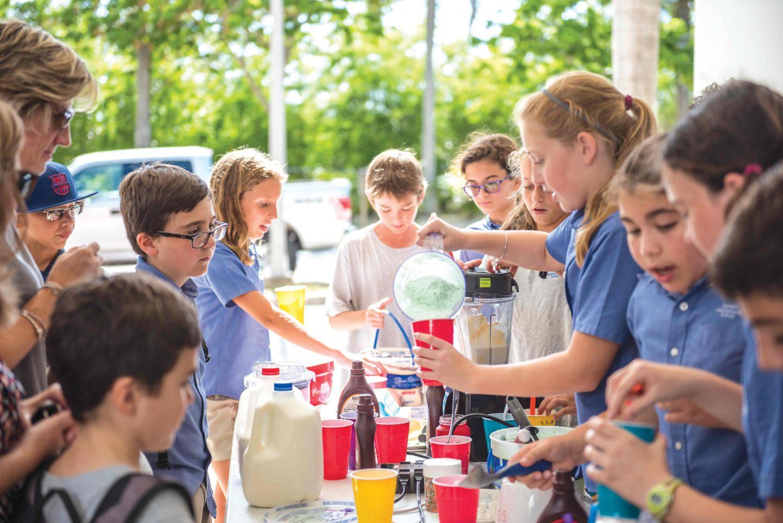 STEM Summer Camp Programme 2018