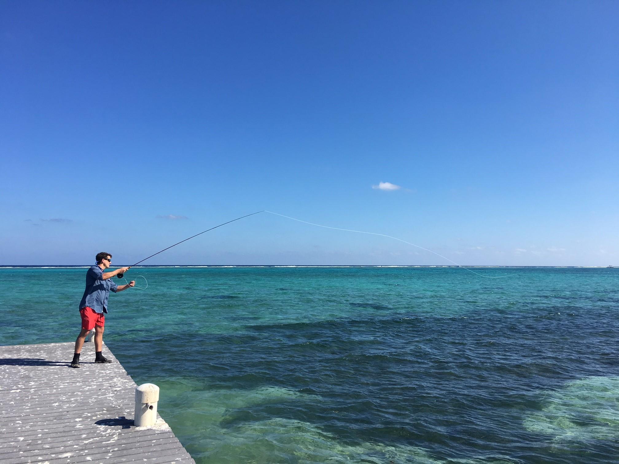 Walker Fishing Cayman Enterprise City