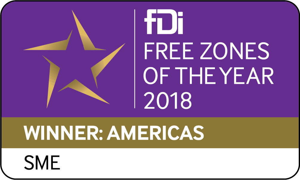 Award Winning Free Zone in the Americas