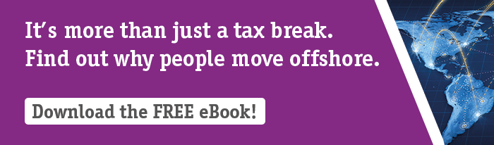 Move Business Offshore Tax Break