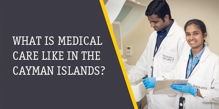 Cayman Medical Care banner