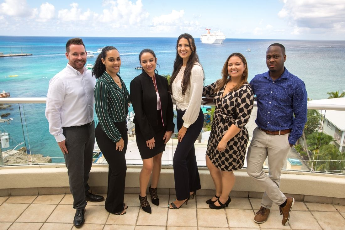 Cayman Enterprise City Client Experience Team