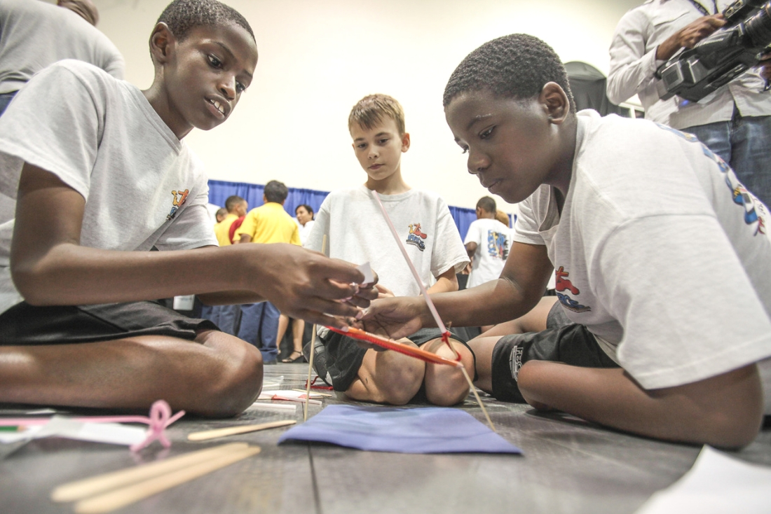 STEM Camps available all over the island