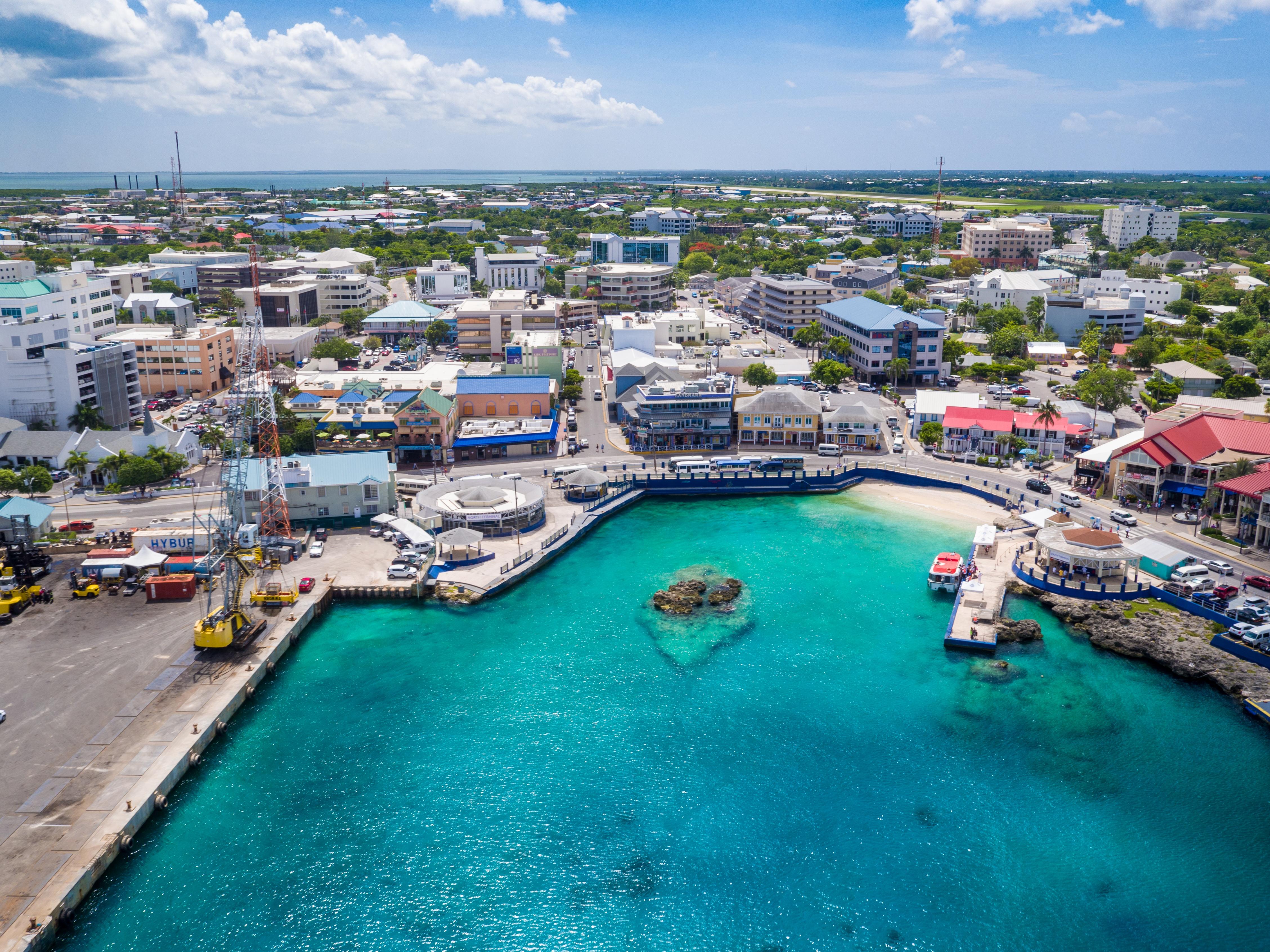 George Town Cayman Enterprise City