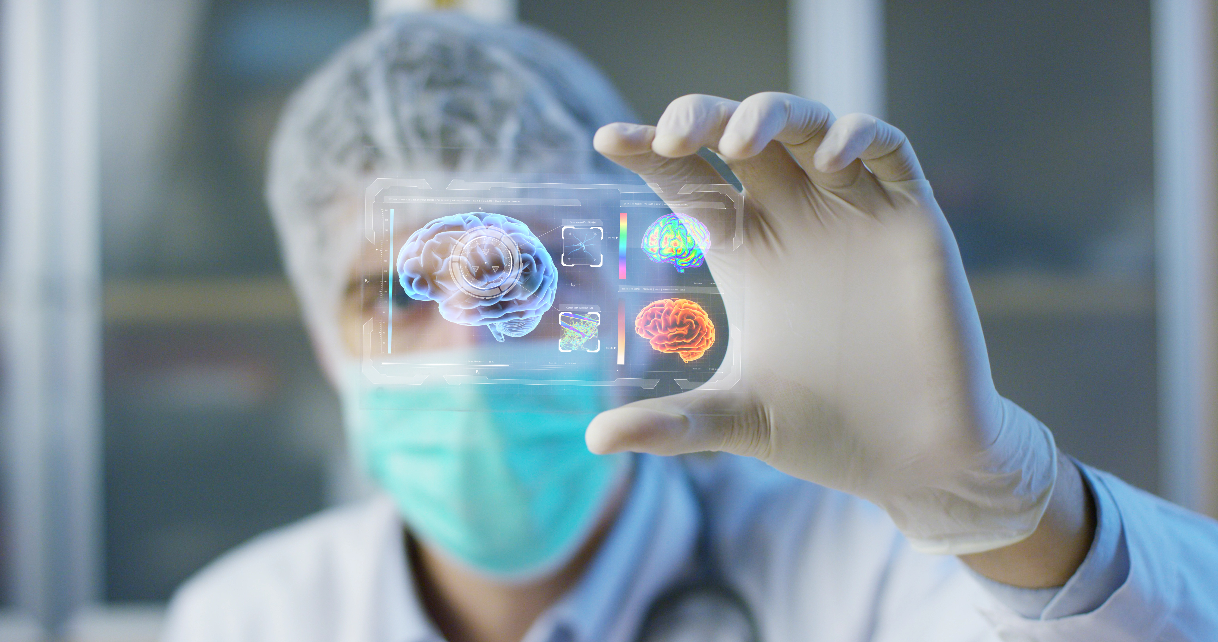 Delivering Immersive Healthcare Experiences from within the Zone