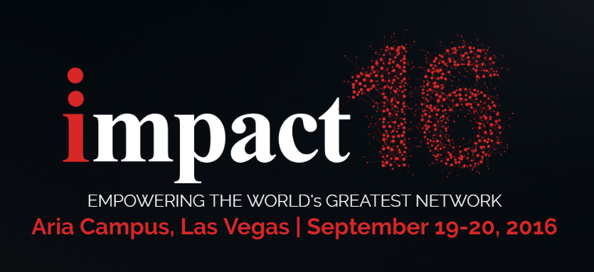 Impact16 Las Vegas