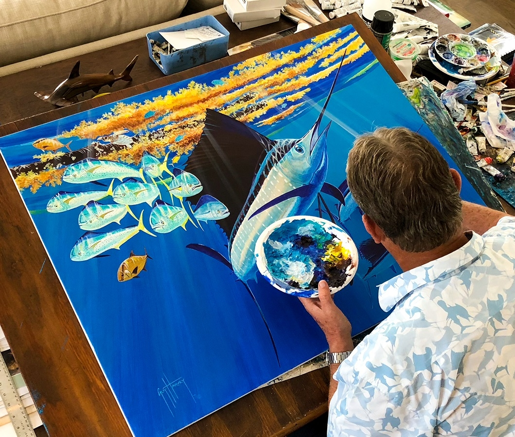 Guy Harvey Art Grand Cayman