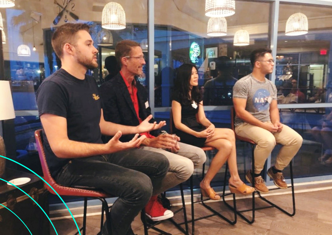 Cayman's Tech Professionals Talk Libra with Cayman Enterprise City