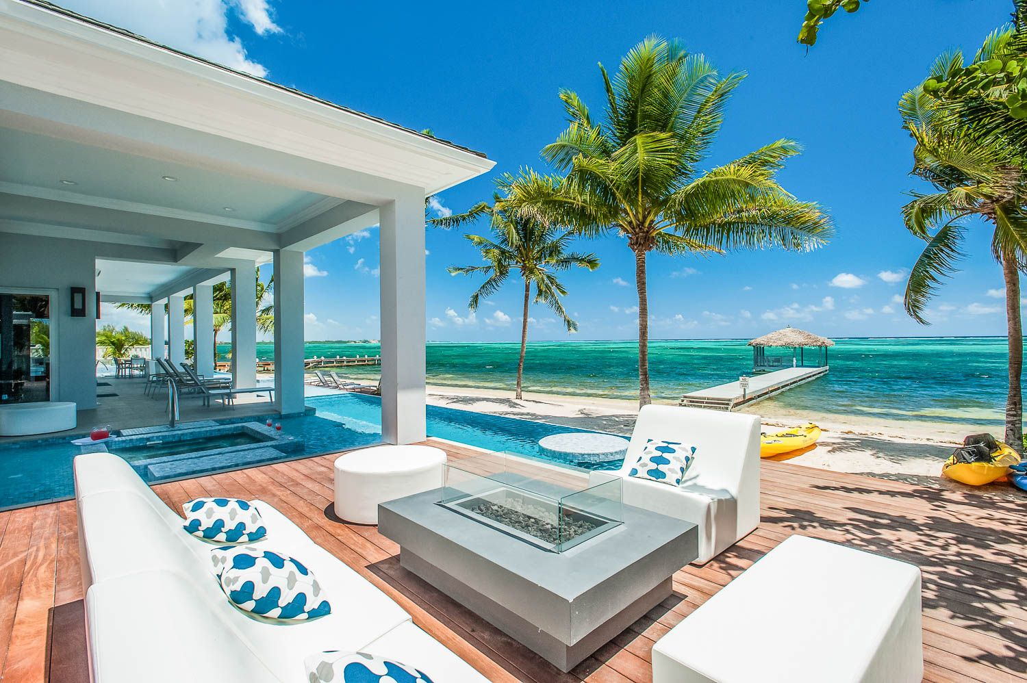Vacationing In Caribbean Luxury