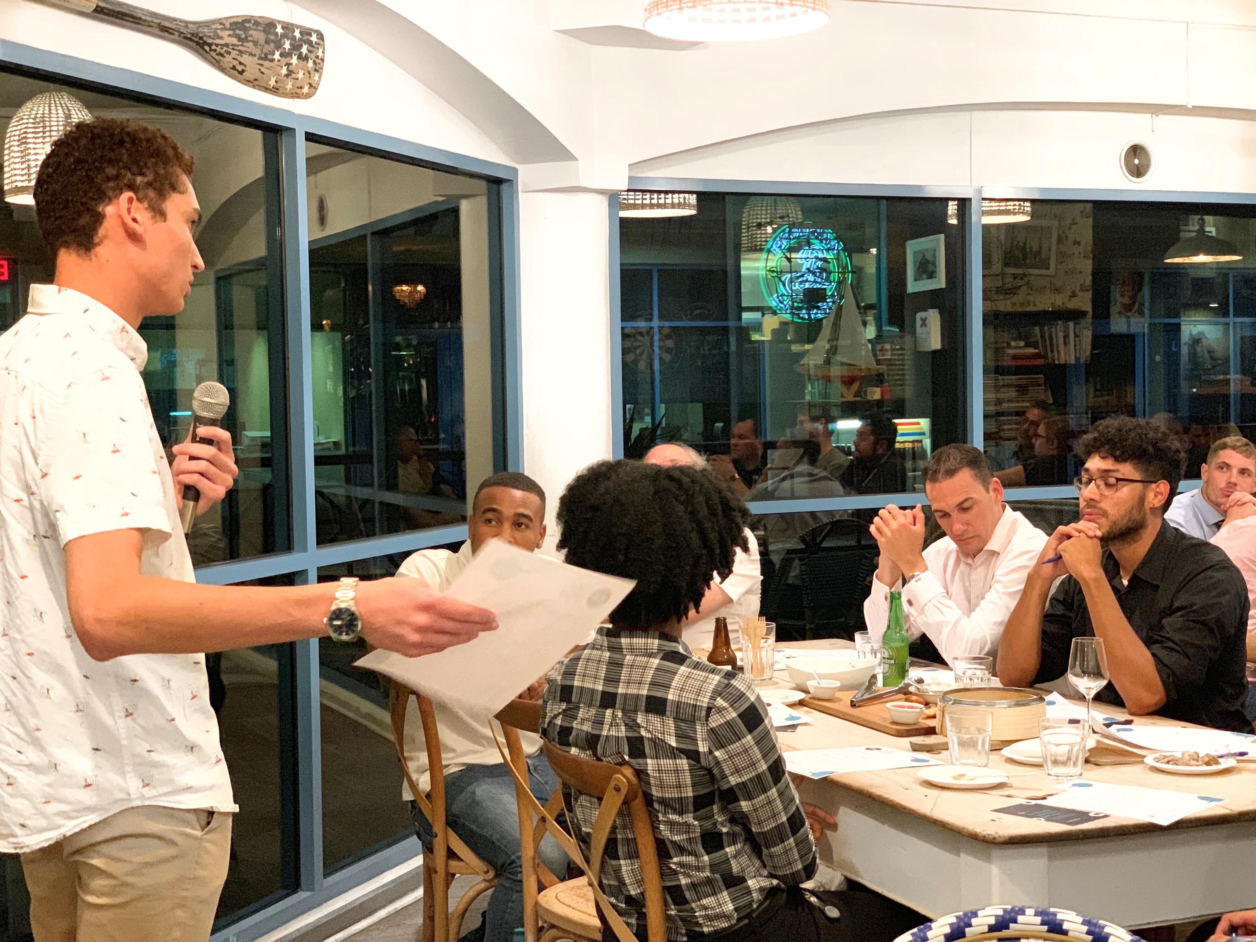 Tech Talks Cayman Enterprise City